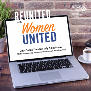 REUnited with Women United - Virtual Meeting @ Virtual