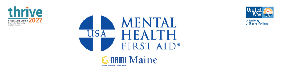 Mental Health First Aid Training @ Virtual Training